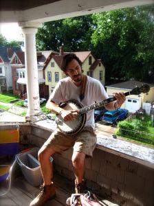 me banjo